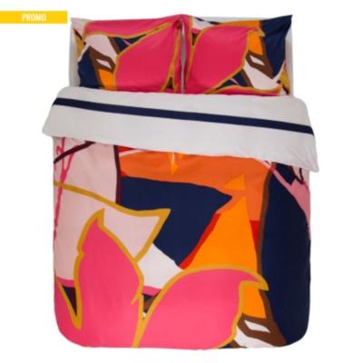 housse de couette satin suze esprit home. Black Bedroom Furniture Sets. Home Design Ideas