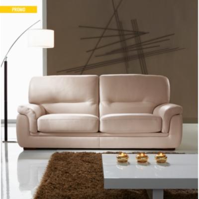 Canapé cuir pleine fleur Venetto