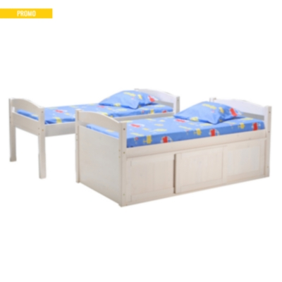 lits superpos s et s parables willy. Black Bedroom Furniture Sets. Home Design Ideas