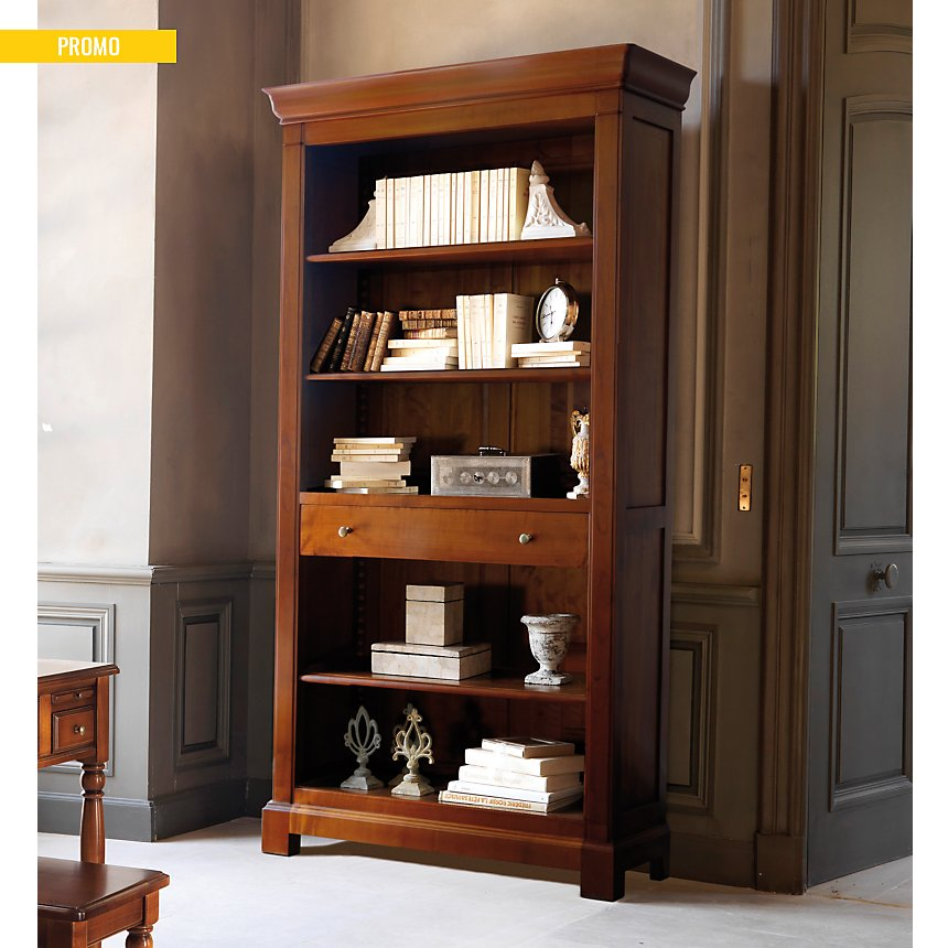 Bibliothèque 1 tiroir Symphonie