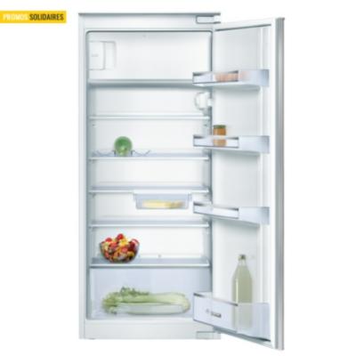 Réfrigérateur encastrable BOSCH  KIL24V21 1 porte 204 litres
