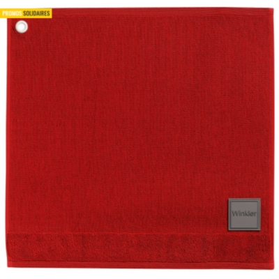 essuie mains curl winkler rouge. Black Bedroom Furniture Sets. Home Design Ideas