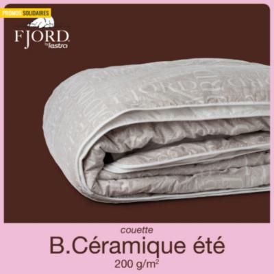 Couette B-Céramique FJORD BY LESTRA,  légère