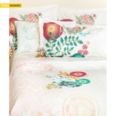 housse de couette percale essential living desigual. Black Bedroom Furniture Sets. Home Design Ideas