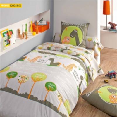 housse de couette dino tradilinge. Black Bedroom Furniture Sets. Home Design Ideas