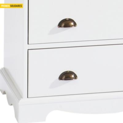 Commode 5 tiroirs Hastings