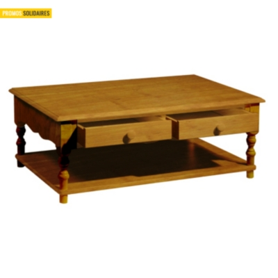 Table basse rectangulaire Hastings