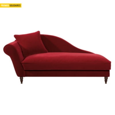 m ridienne droite velours mouscron. Black Bedroom Furniture Sets. Home Design Ideas