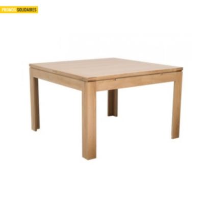Table carrée BOSTON