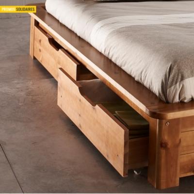 Lot de 2 tiroirs pour Tania 140 cm