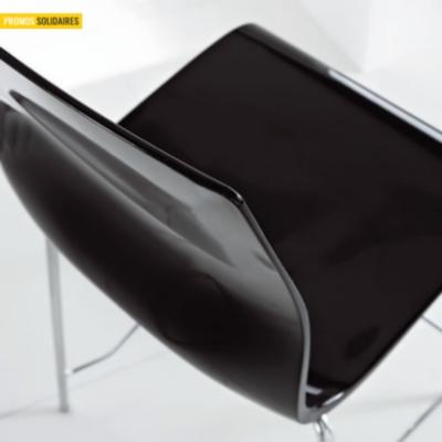 Chaise de bar Gel