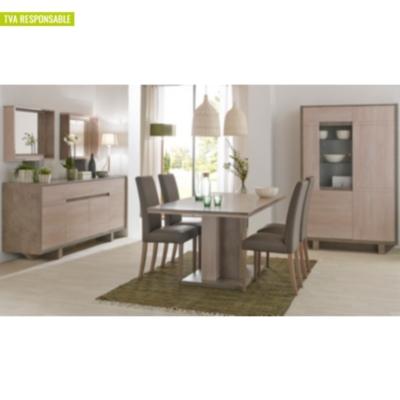 buffet 4 portes 2 tiroirs guizmo gami meuble. Black Bedroom Furniture Sets. Home Design Ideas