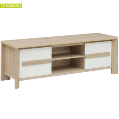 meuble tv gorron gami. Black Bedroom Furniture Sets. Home Design Ideas