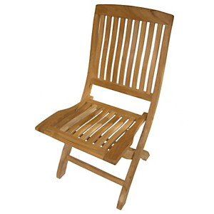 Lot de 2 chaises pliantes Norman...