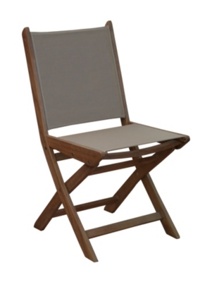 Lot de 2 chaises pliantes Theria...