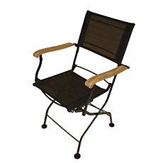 Lot 2 fauteuils pliants Textilèn...