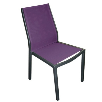Lot de 2 chaises OCEO Flore