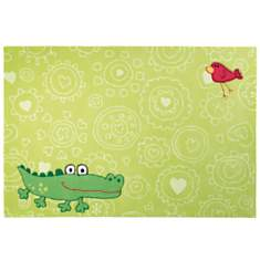 Tapis Happy Zoo Crocodile SIGIKID
