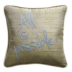 Coussin All Is Possible LOUNGE FABRICS