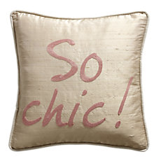 Coussin So Chic LOUNGE FABRICS