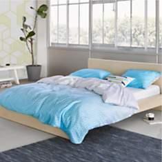 Parure de lit satin Hilo ESPRIT HOME