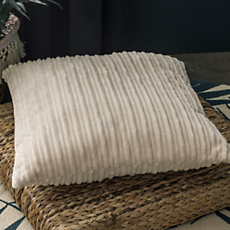 Coussin velours Liny