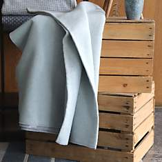Plaid jeans recyclés Romane CAMIF