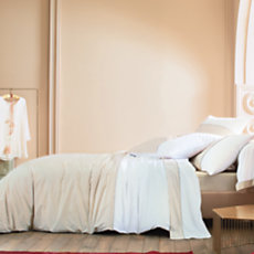 Taie percale Mystery BLANC DES V...