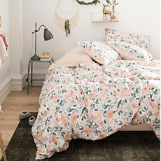 Parure de lit percale Fabuleuse ...