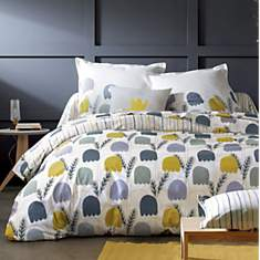 Drap percale Tulipe Sauvage SCION LIVING