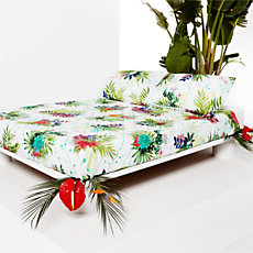 Taie percale Psychotropical DESI...