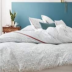 Parure de lit percale Alchimie ESSIX