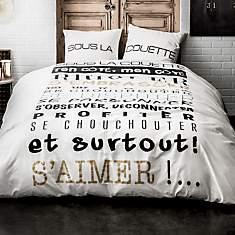 Parure de lit Sous la Couette