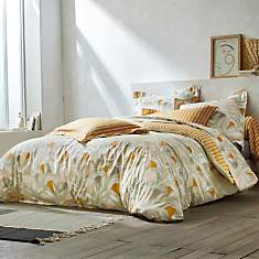 Taie percale Noukku Flore SCION LIVING