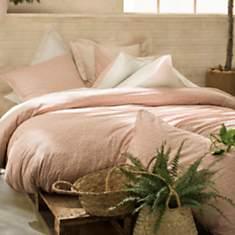 Parure de lit percale Occitan ESSIX,  Co...