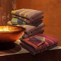 Linge de bain Massai GARNIER THIEBAUT