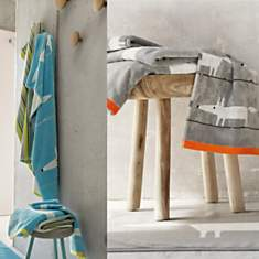 Linge de bain Mr Fox SCION LIVING