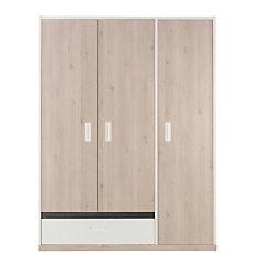 Armoire 3 portes Gabin