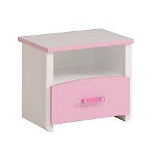 Chevet 1 niche 1 tiroir Candice ...