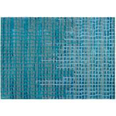 Tapis Pavé TOULEMONDE BOCHART,  Bleu
