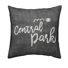 Coussin chambray Central Park