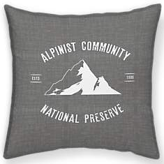 Coussin Alpinist Community