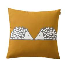 Coussin Spike SCION LIVING, caramel