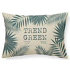 Coussin Trend Green