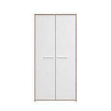 Armoire 2 portes Pacome