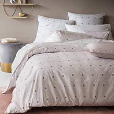 Taie percale Rose des Vents NINA RICCI