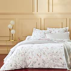 Taie percale Casse Noisette  BLANC DES V...