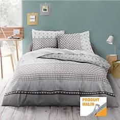 Parure de lit zippée Eylau MAWIRA