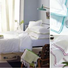 Taie percale Astor DESIGNERS GUILD