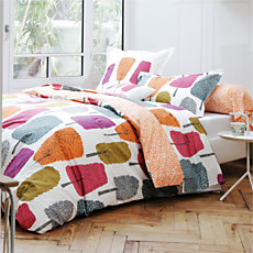 Taie percale Cèdres SCION LIVING...
